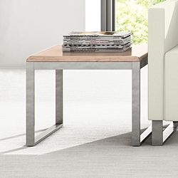"Behavioral Health Solid Top Coffee Table - 16""H"