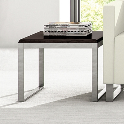 """Behavioral Health Thermofoil End Table - 16""""H"""