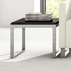 "Behavioral Health Thermofoil End Table - 16""H"