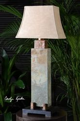 "Table Lamp- 37""H"