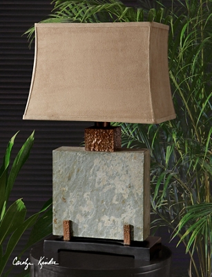 "Table Lamp- 28.75""H"