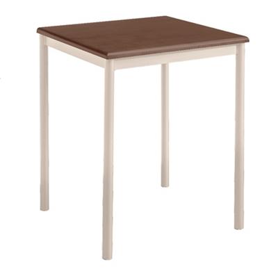 """Veneer Lamp Table - 23"""" x 21"""""""