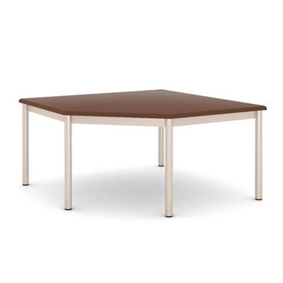 """Veneer Corner Table - 34.5"""" x 34.5"""""""