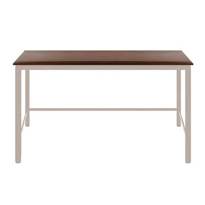 "Compact Veneer Greeter's Desk - 48""W"