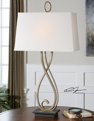 """Table Lamp- 33""""H"""