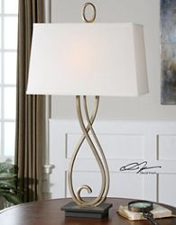 "Table Lamp- 33""H"