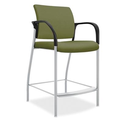 Vinyl Hip Chair