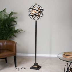 Sphere Floor Lamp