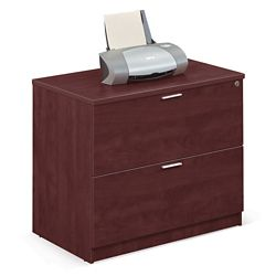 "Solutions Two Drawer Lateral File - 36""W"