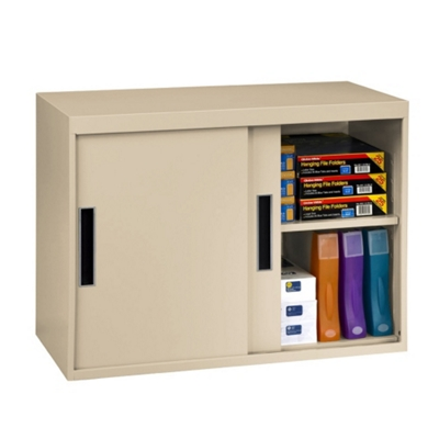 """36"""" Wide Double Level Overfile Cabinet"""