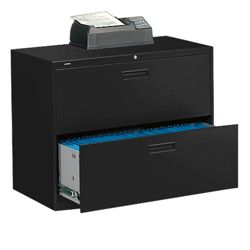 "Two Drawer Lateral File - 36""W"