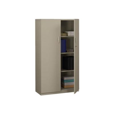Five Shelf Storage Cabinet with Doors