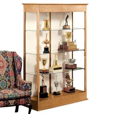 Trophy Case-Fabric Backed