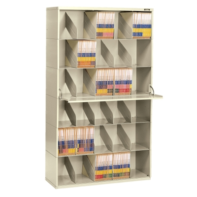 Legal Size Six Tier Add-A-Stack File Unit
