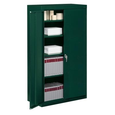 "Five Shelf Storage Cabinet - 66""H"