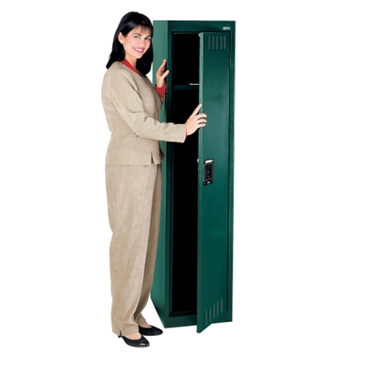 "Single Tier Locker - 60""H"
