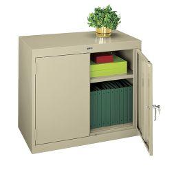"""Storage Cabinet 30""""H"""