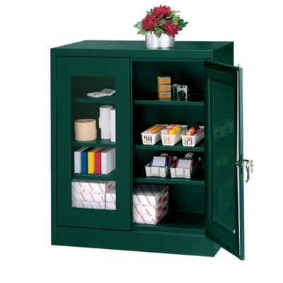 """36""""W x 18""""D x 42""""H See-Thru Storage Cabinet"""