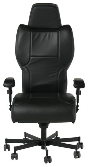Dauerhaft 24/7 Faux Leather Chair