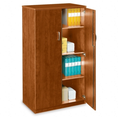 "Double Door Storage Cabinet - 66""H"