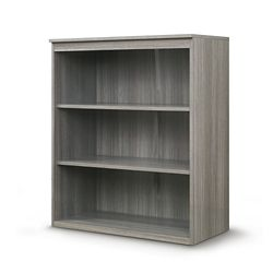 At Work Three Shelf Bookcase