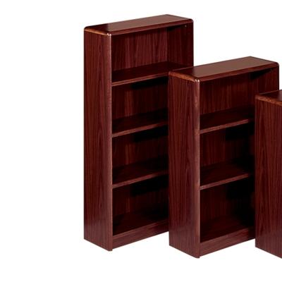 """Radius Edge Bookcase - 60""""H"""