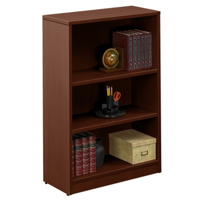 "48"" Three-Shelf Bookcase"