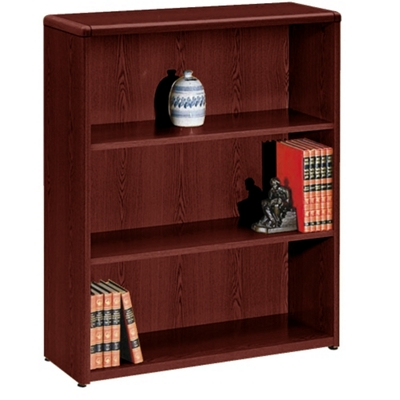 Three-Shelf Bookcase