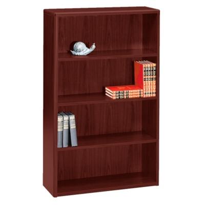 Four-Shelf Bookcase