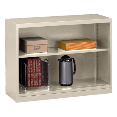 Bookcase with 2 Shelves
