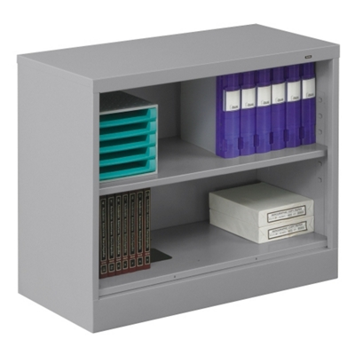 "30""H Two Shelf 18""D Bookcase"