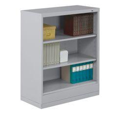 """42""""H Three Shelf 18""""D Bookcase"""