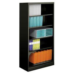 """72""""H Five Shelf 18""""D Bookcase"""