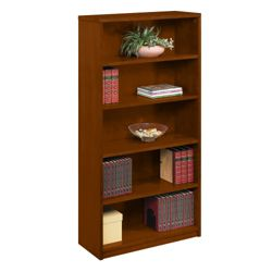 Fairbanks Five Shelf Bookcase