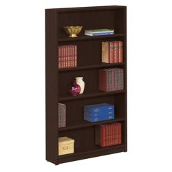 Five-Shelf Bookcase