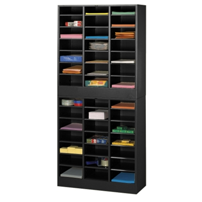 Letter Size Stackable Literature Organizer