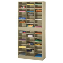 Legal Size Stackable Literature Organizer