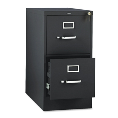 Two-Drawer Letter Size Vertical File