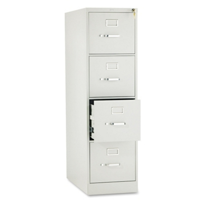 Four-Drawer Letter Size Vertical File