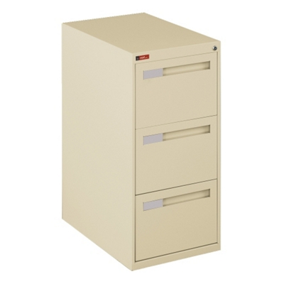 Three Drawer Legal Size Vertical File