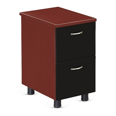 "Ascend Two Drawer Vertical File - 16""W"