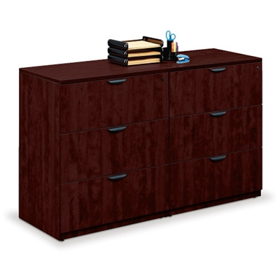 """Six Drawer Lateral File - 72""""W"""