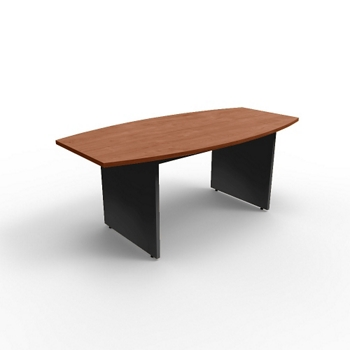 Boat Shaped Conference Table W X D And More Lifetime - D shaped conference table