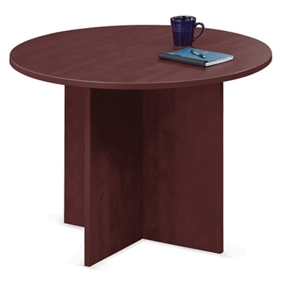 "Solutions Round Conference Table - 42""DIA"