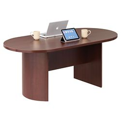 "Encompass Oval Conference Table 72""W x 36""D"