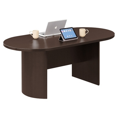 """Encompass 72"""" Oval Conference Table"""