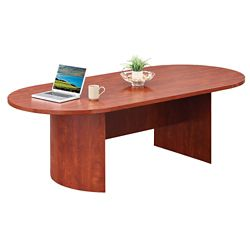 "Encompass Oval Conference Table 96""W x 44""D"