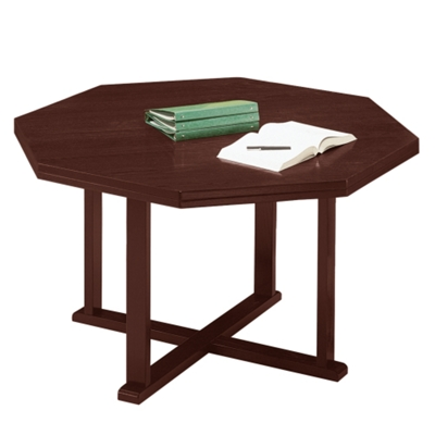 Octagon Shaped Conference Table