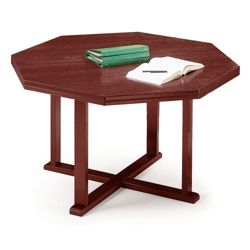 Octagon Shaped Conference Table 42""