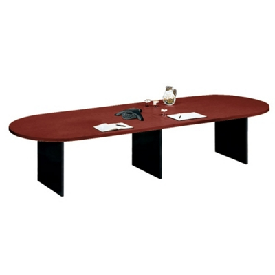 """6 ft Racetrack Conference Table - 72""""W x 36""""D"""